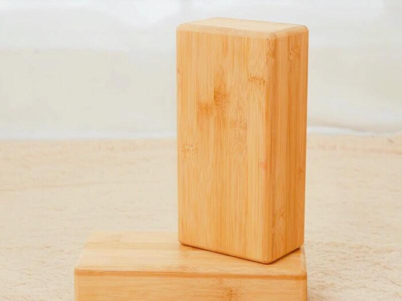 Yoga Block - Bamboo