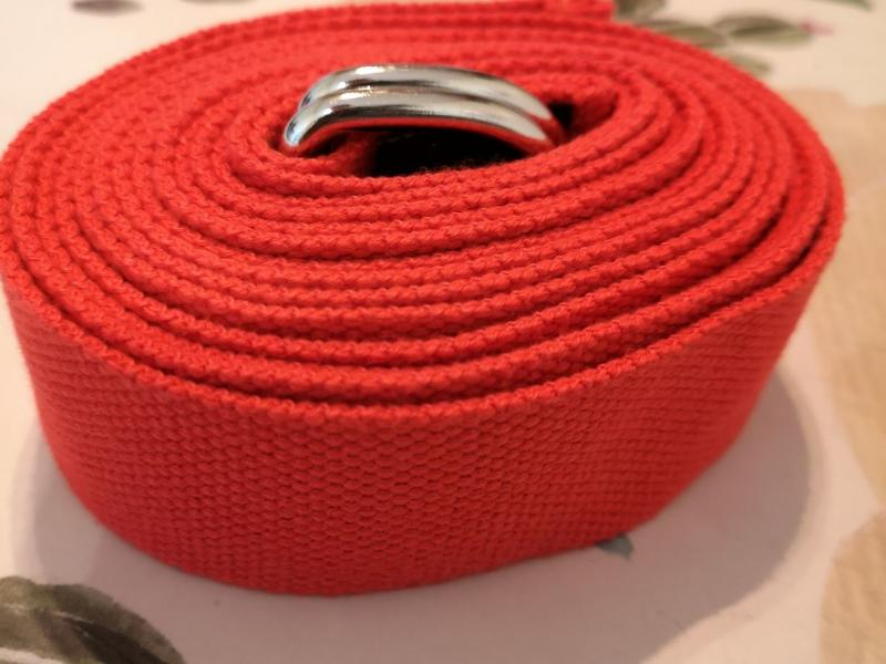 Yoga Strap - Fabric